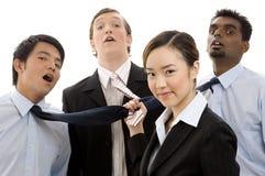 Ho la mia squadra di sogno Immagini Stock Libere da Diritti