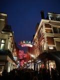 Ho Ho Ho London arkivfoto