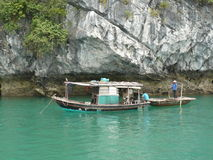 Ho Long Bay _9 Stock Image
