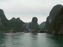 Ho Long Bay_7 Royalty Free Stock Photos