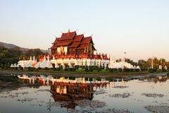Ho luang Chiang Mai de Kham Imagen de archivo libre de regalías