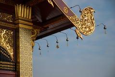 Ho luang de kham, parque real Rajapruek, Chiangmai, Tailândia Fotos de Stock