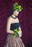Ho'olaule'a Pacific Islands Festival Royalty Free Stock Photography