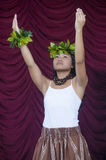 Ho'olaule'a Pacific Islands Festival Stock Photos