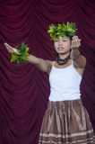 Ho'olaule'a Pacific Islands Festival Royalty Free Stock Images