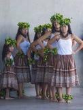 Ho'olaule'a Pacific Islands Festival Royalty Free Stock Image
