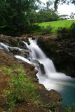 Ho' Opi' I Falls Royalty Free Stock Photo