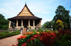 Ho Phra Kaew, Wat Sisaket Στοκ φωτογραφία με δικαίωμα ελεύθερης χρήσης