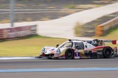 Ho-Pin Tung av DC Racing i den asiatLe Mans serien - lopp på 2016 Royaltyfria Bilder
