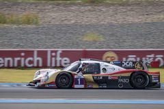Ho-Pin Tung of DC Racing in Asian Le Mans Series - Race at 2016 Stock Image