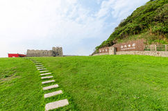 Ho Ping Island Hi Park located in Keelung Taiwan. Stock Images