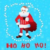 Ho Santa Claus Stock Image