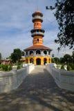 HO (torre) WITHUN THASANA (el puesto de observación de los sabios) Imagenes de archivo