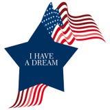 Ho un sogno Immagini Stock