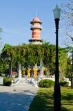 Ho Withun Thasana на дворце боли челки Стоковая Фотография