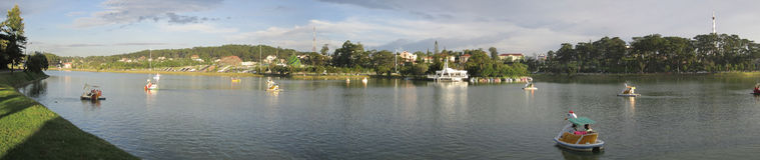 Ho Xuan Huong湖 库存图片