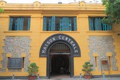 Hoa Lo Prison Hanoi Vietnam Royalty Free Stock Image