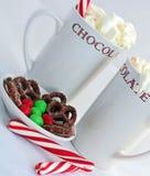 Hoad choklad Royaltyfri Fotografi