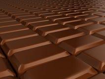 Hoad choklad arkivbild