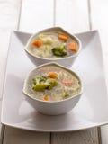 Hoad soup Royaltyfria Foton