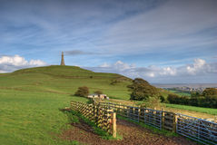 Hoad monument Royalty Free Stock Photography