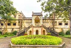 Hoang en panorama- Tuong slott Fotografering för Bildbyråer