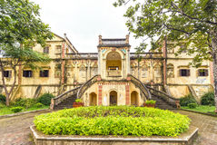 Hoang um palácio de Tuong panorâmico imagem de stock