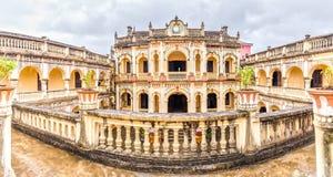 Hoang un impérial royal de Tuong, Bac Ha, Lao Cai, Vietnam photos libres de droits
