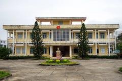 Hoapital в Tuy Hoa Стоковые Фото