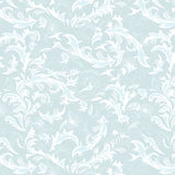 Hoar-frost seamless. Winter seamless background with hoar-frost motive Royalty Free Stock Images