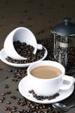 Hoat kaffe Royaltyfri Fotografi