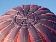 Hoat lufta ballongen Arkivbild