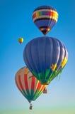 Hoat lufta ballonger Royaltyfri Bild