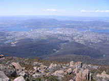 Hobart Foto de Stock Royalty Free