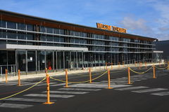 Hobart airport in Tasmania Stock Images