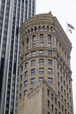 Hobart Building in the business area and downtown of San Francisco, California, USA Stock Image