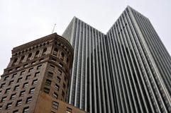 Hobart Building San Francisco Downtown closeup Royalty Free Stock Photography
