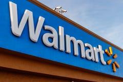 Hobart - circa mayo de 2018: Ubicación de la venta al por menor de Walmart Walmart es un Multinational americano Retail Corporati imagen de archivo libre de regalías