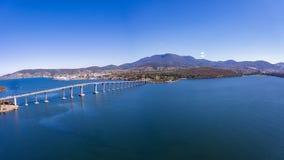 Hobart, Tasmânia Fotografia de Stock Royalty Free