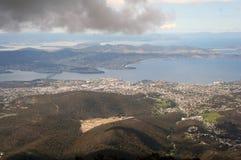 Hobart, Tasmania Royalty Free Stock Photos