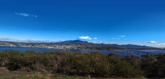 Hobart, Tasmania, Australia, docks Stock Photos