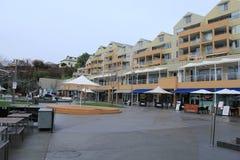 Hobart, Tasmanien Stockbild