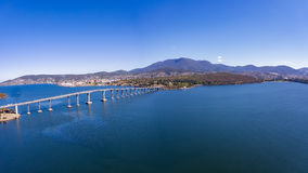 Hobart, Tasmanien lizenzfreie stockfotografie