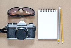 Hobbies in summer holiday concept Royalty Free Stock Images