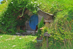 Hobbit cottage Stock Photography