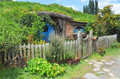 Hobbit cottage Royalty Free Stock Photos