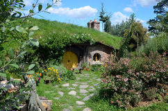 Hobbit Hole Royalty Free Stock Image