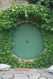 Hobbit House Door Royalty Free Stock Images