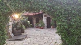 Hobbit house. Royalty Free Stock Image