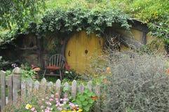 Hobbit house Stock Photography